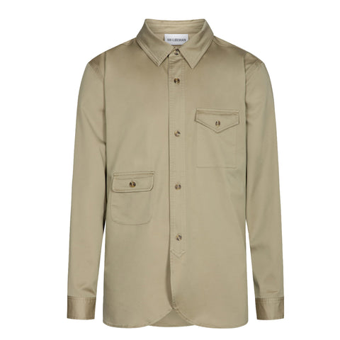 Army Shirt · Olive grey