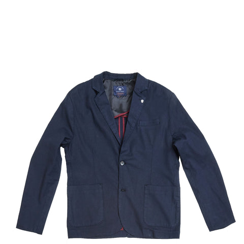 Leopardi Gusto washed · Navy