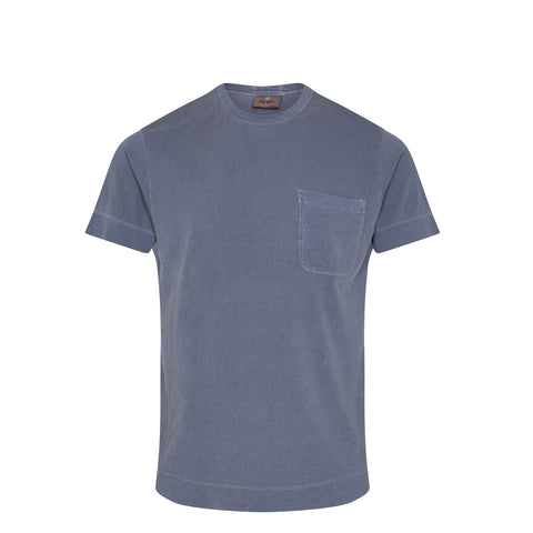 Forte tee · Dusty Blue