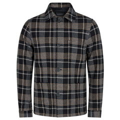 Nelson Check Jacket · Tern