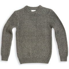 Rustcha Chunky Knit · Dark Grey