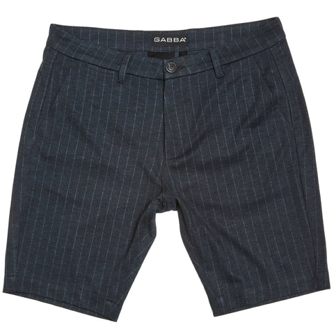 Jason Chino Pin Shorts · Navy