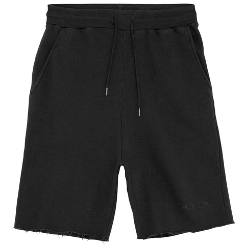 Sweat Shorts Faded Black