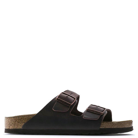 Arizona Oiled Leather Habana BIRKENSTOCK