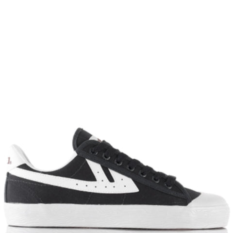 Iconic Basketball Sneakers Black
