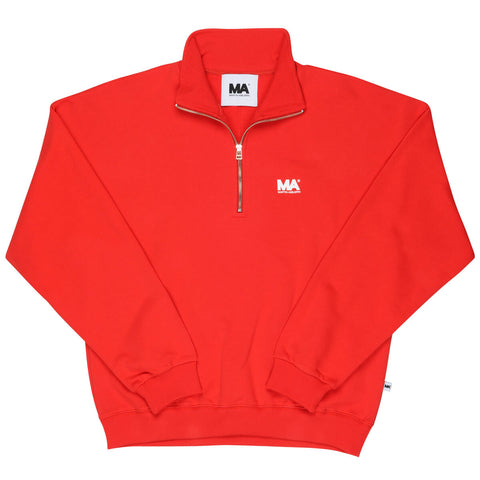 M.A. Turtleneck Flame Scarlet