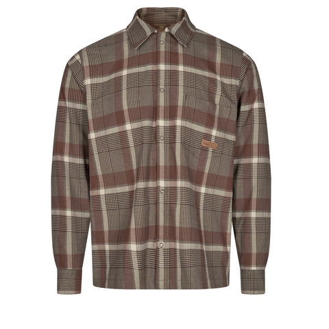 Watt Check Overshirt