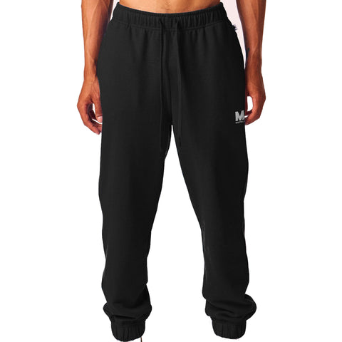 M.A. Trackpants · Sort