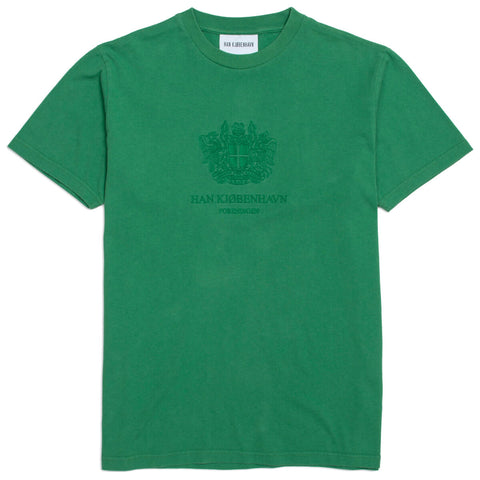 Artwork Tee Green