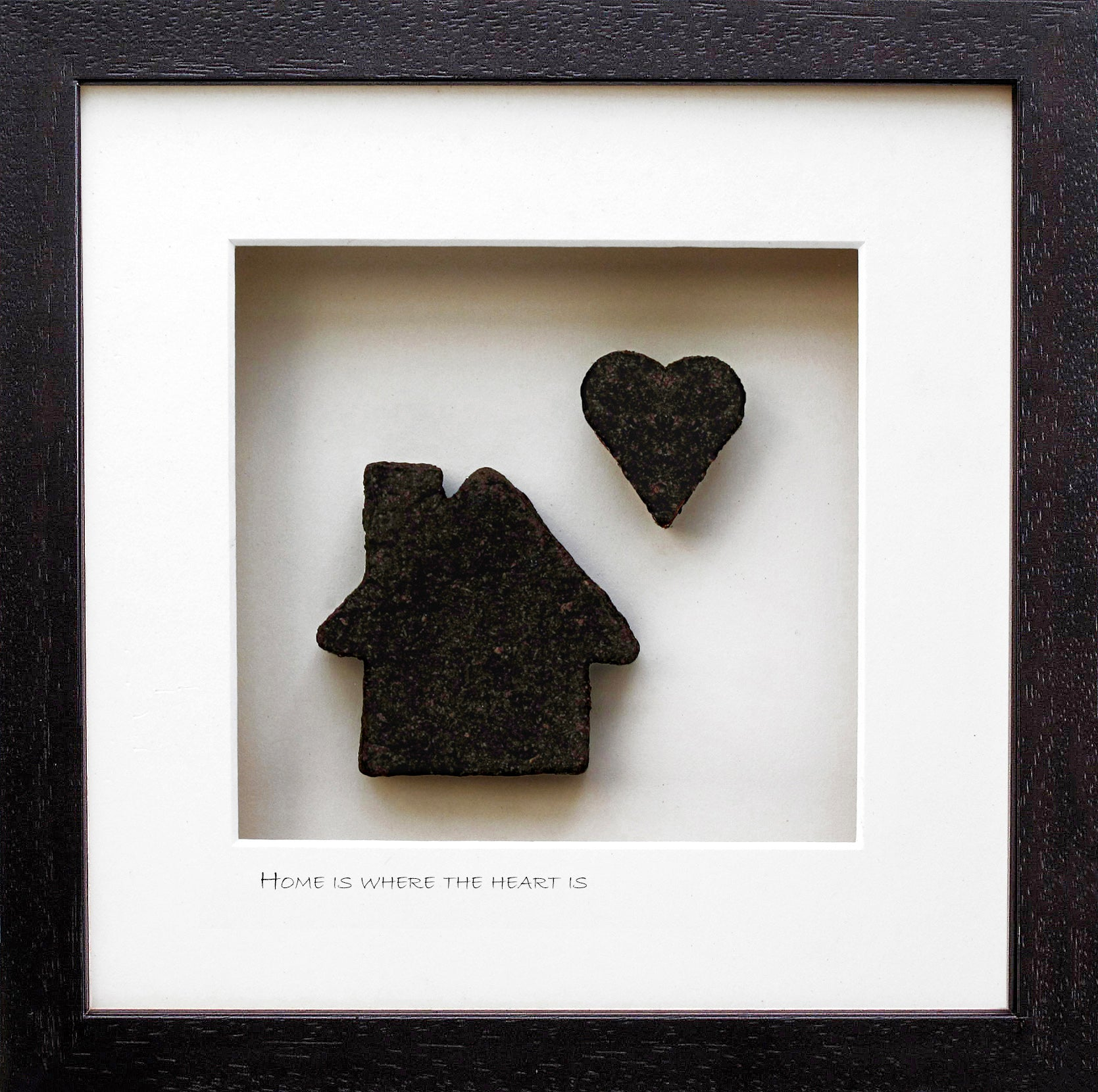 Home Is Where The Heart - Large