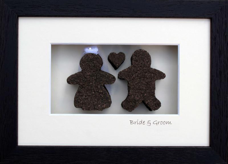Bride & Groom - Wedding & Engagement Gift