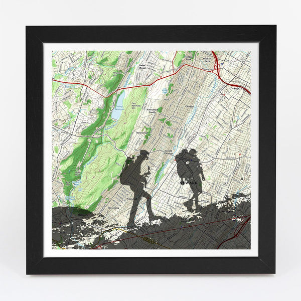 Map Gift - Personalized Adventure Maps Personalized Adventure Maps