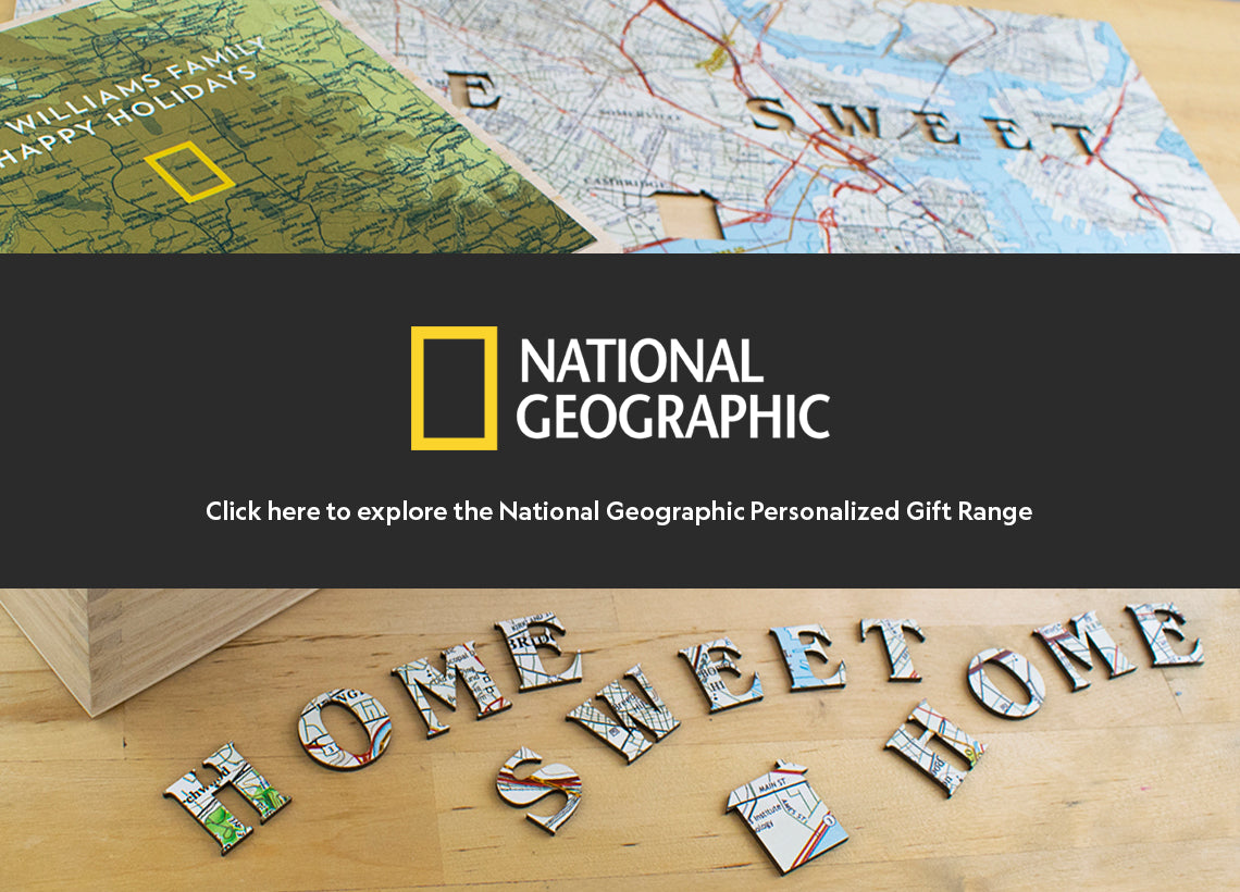 National Geographic Gift Range