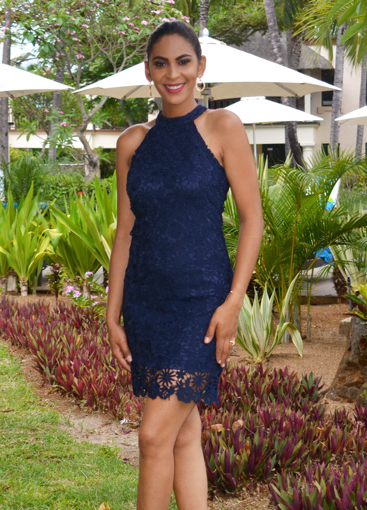 Dress Luiza Navy
