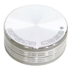 Space Case 2PC Medium Herb Grinder - Helenskinz NZ Vape Shop