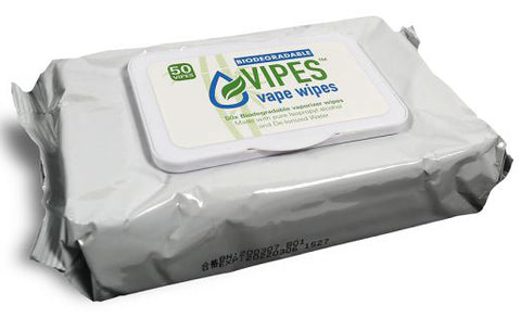 Vipes are Herbal Vaporizer ISO Alcohol Wipes in NZ
