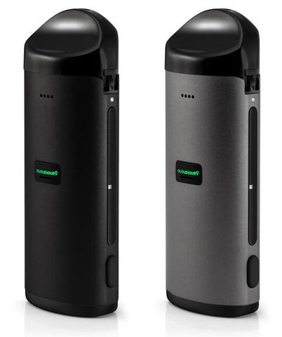 Atomic9 Vaporizer Black and Gray NZ