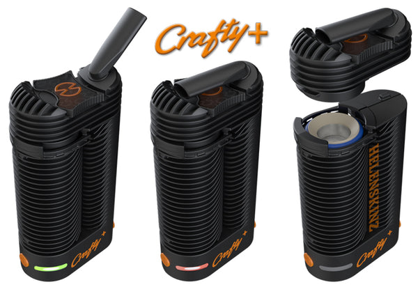 Crafty Plus Vaporizer NZ - Helenskinz NZ