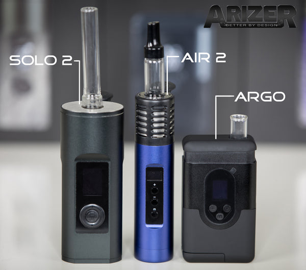 Arizer Air 2 Size Comparison - Helenskinz NZ