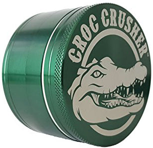 Croc Crusher Herb Grinders NZ