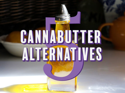 Cannabutter Alternatives NZ Infusion Recipes