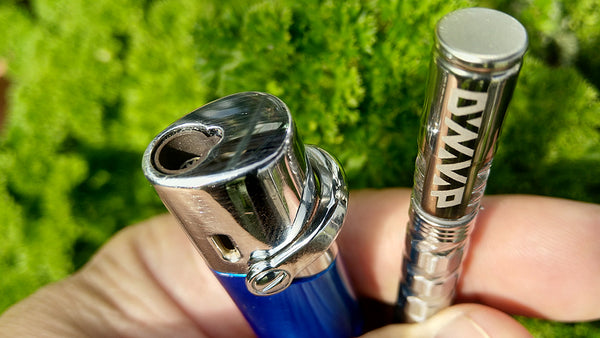Aomai Blaze Lighter with DynaVap Vape NZ