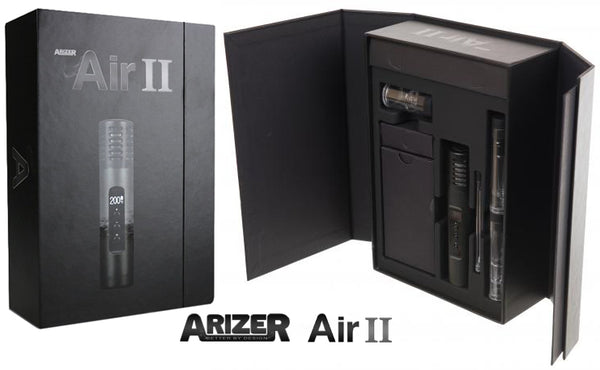 Arizer Air 2 Box - Helenskinz NZ