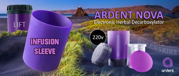 Ardent Nova Lift Infusion Sleeve NZ