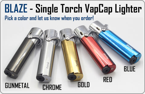 The Blaze Lighter included in The Vong Starter Kits NZ