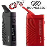 Boundless CFV Vaporizer - Helenskinz Vape Shop NZ