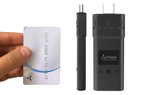 Thin Design - AirVape XS