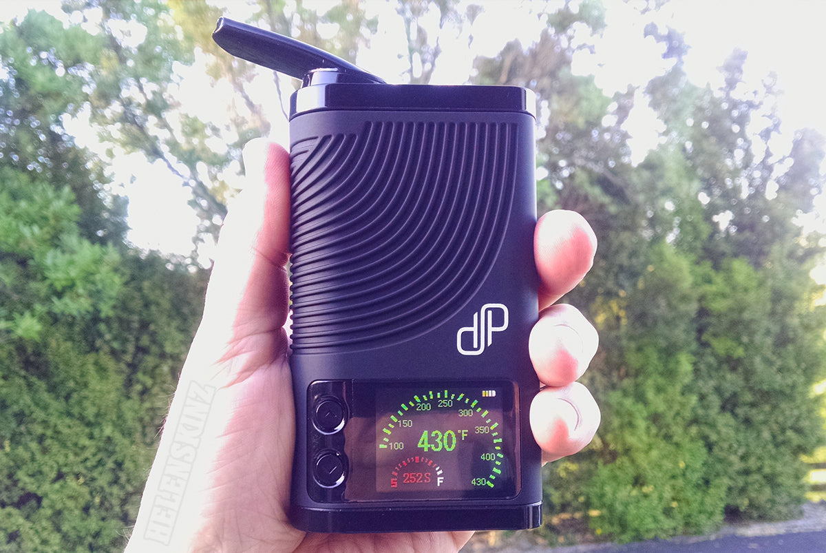 Boundless CFX portable vaporizer nz