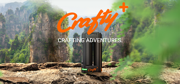Crafty+ Vaporizer NZ - Helenskinz NZ