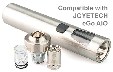 Compatible with eGo AIO Vape Pen
