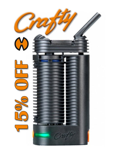 Original Crafty Vaporizer NZ - Helenskinz NZ
