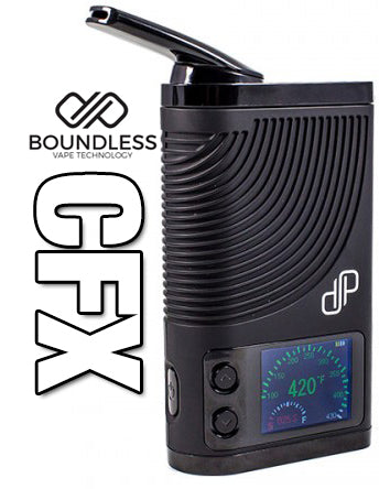 Boundless CFX Portable Vaporizer - Helenskinz NZ