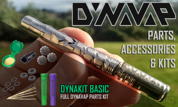 DynaVap DYNAKIT BASIC Parts Kit for 2020 M NZ