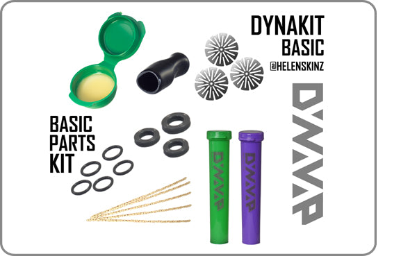 DynaKit Basic Maintenance Kit for DynaVap VapCap Pen NZ