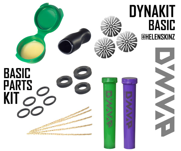 DynaVap DynaKit Basic Parts Kit NZ