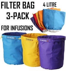 Bubble Hash Filter Bags for Infusions NZ - Helenskinz