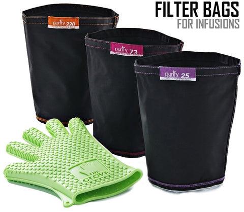 Magical Butter Filter Bag Kit NZ
