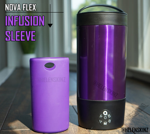 Ardent Nova FX Infusion and Concentrate Sleeve NZ