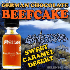 German Chocolate Beefcake by Gwar Fluids