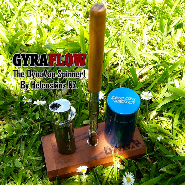 New DynaVap Spinner - The GyraFlow NZ