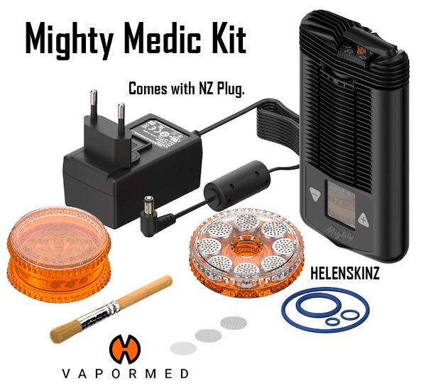 Mighty Medic Kit NZ - Full Kit Contents