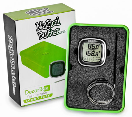 MagicalButter™ - DecarBox Thermometer Combo - NZ