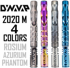 DynaVap Fall Colors - Rosium Azurium Phantom Silver VapCap NZ