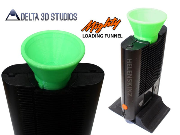 Mighty/Crafty Dry Herb Vaporizer Large Loading Funnel