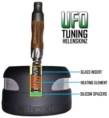 UFO induction Heater Tuning Guide NZ