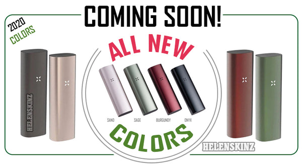 Pax 3 new colors Coming Soon to NZ